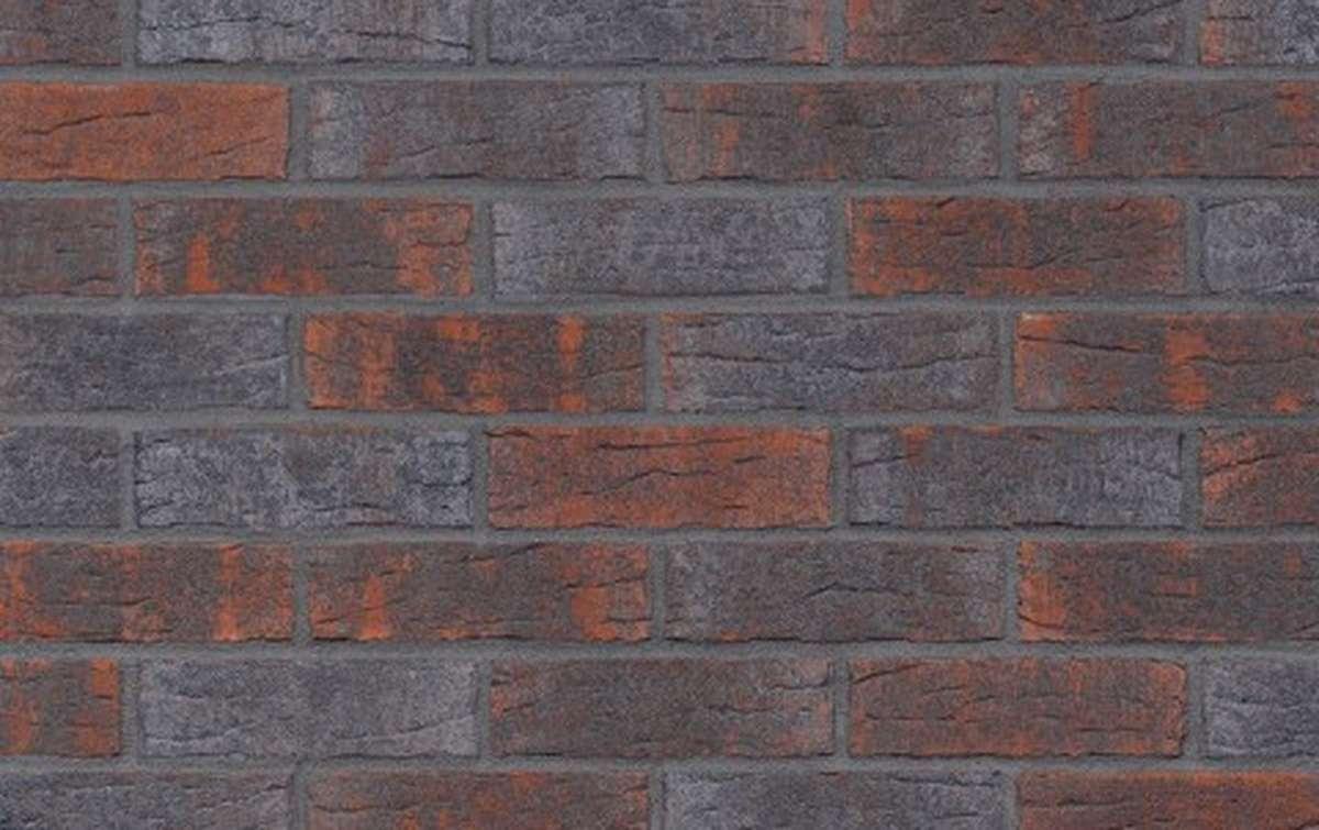 Фасадная клинкерная плитка King Klinker OLD CASTLE Industrial revolution (HF28), 240x71x10