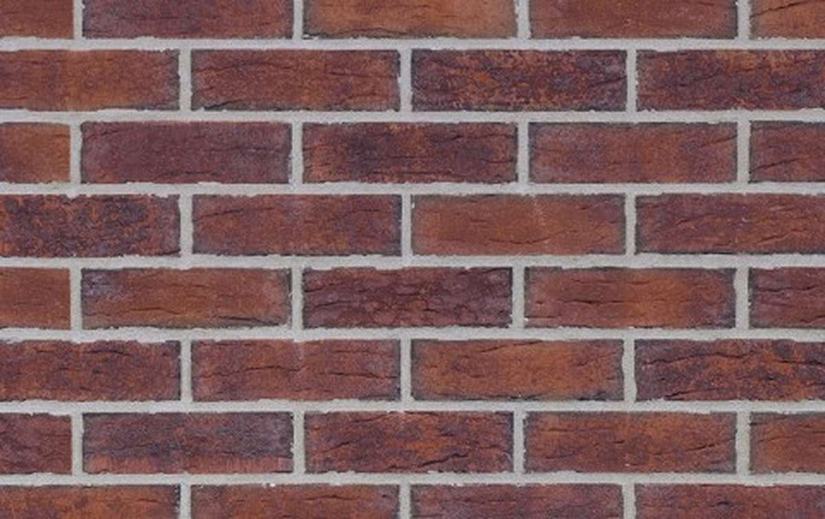 Фасадная клинкерная плитка King Klinker OLD CASTLE Street life (HF32), 240x71x10