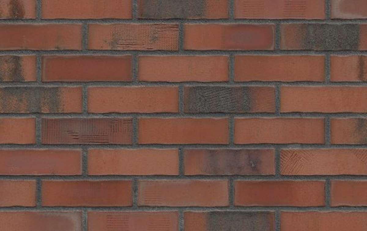 Фасадная клинкерная плитка King Klinker OLD CASTLE Old factory (HF50), 240x71x10
