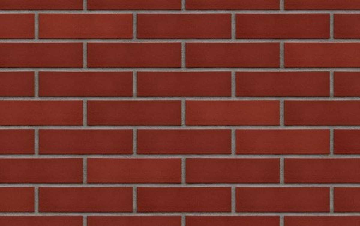 Фасадная клинкерная плитка King Klinker FREE ART. Note of cinnamon (06), 250x65x10