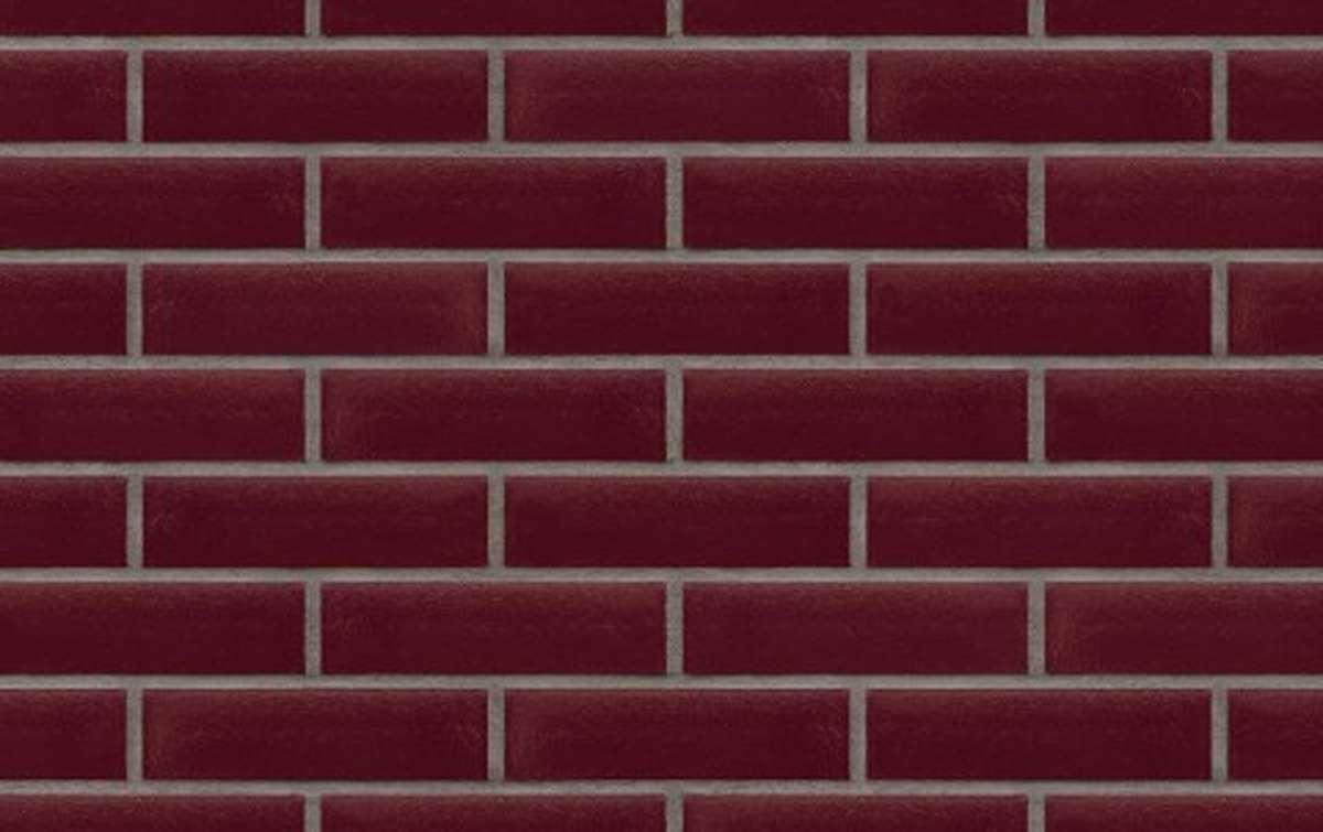 Фасадная клинкерная плитка King Klinker FREE ART. The cherry orchard (16), 250x65x10
