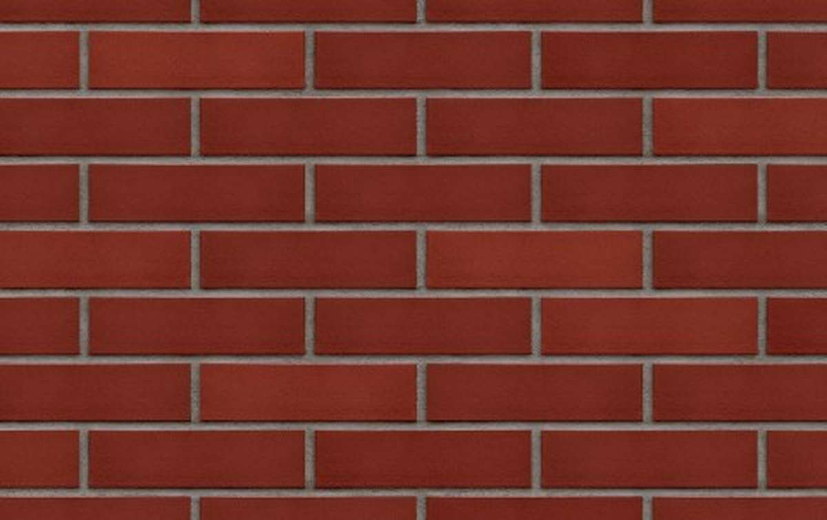 Фасадная клинкерная плитка King Klinker FREE ART. Note of cinnamon (06), 240x71x10