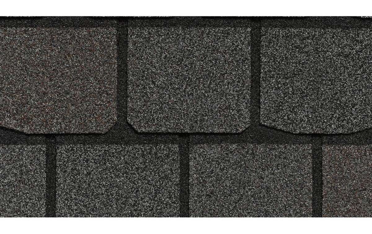 Гибкая черепица CertainTeed Highland Slate 2,98 кв.м однослойная  New England Slate