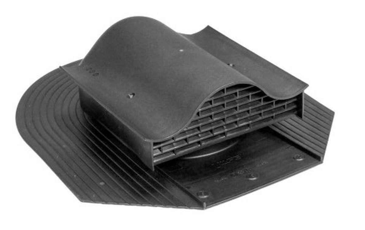 Вентилятор скатный VILPE Huopa KTV без адаптера, черный