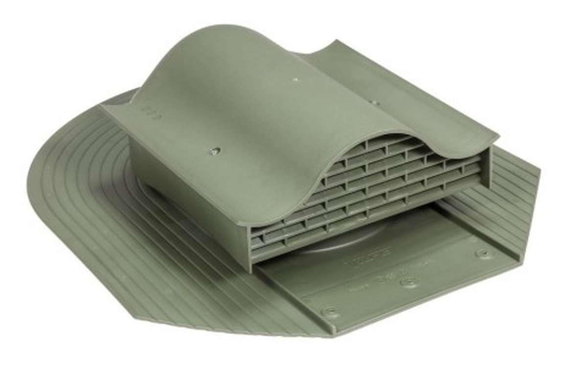 Вентилятор скатный VILPE Huopa KTV без адаптера, зеленый