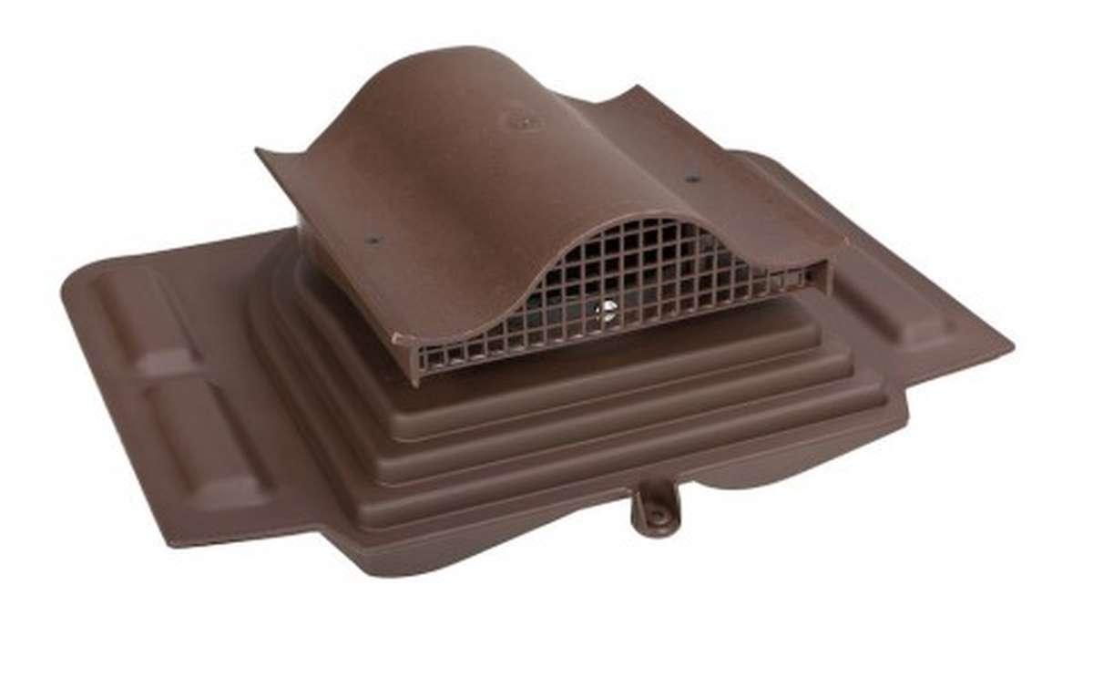 Вентилятор скатный VILPE Pelti KTV без адаптера, коричневый