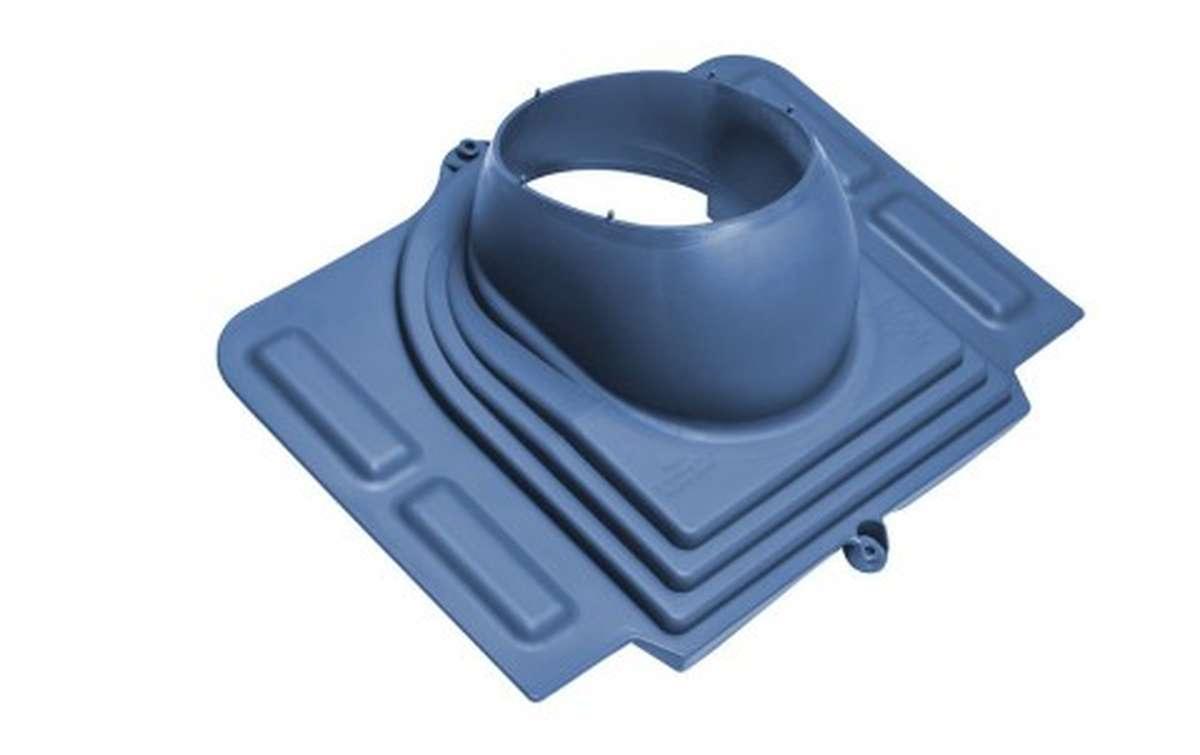 Проходной элемент VILPE Pelti, синий