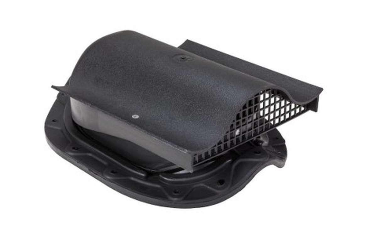 Вентилятор скатный VILPE Muotokate KTV без адаптера, черный