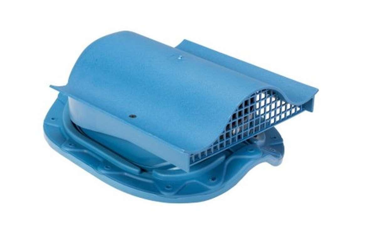 Вентилятор скатный VILPE Muotokate KTV без адаптера, синий