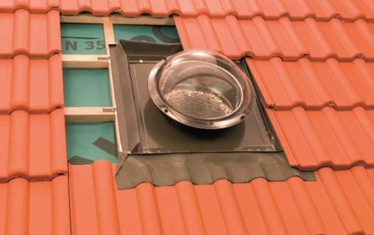 Туннель дневного света FAKRO SLT d(mm)=350, h(mm)=210
