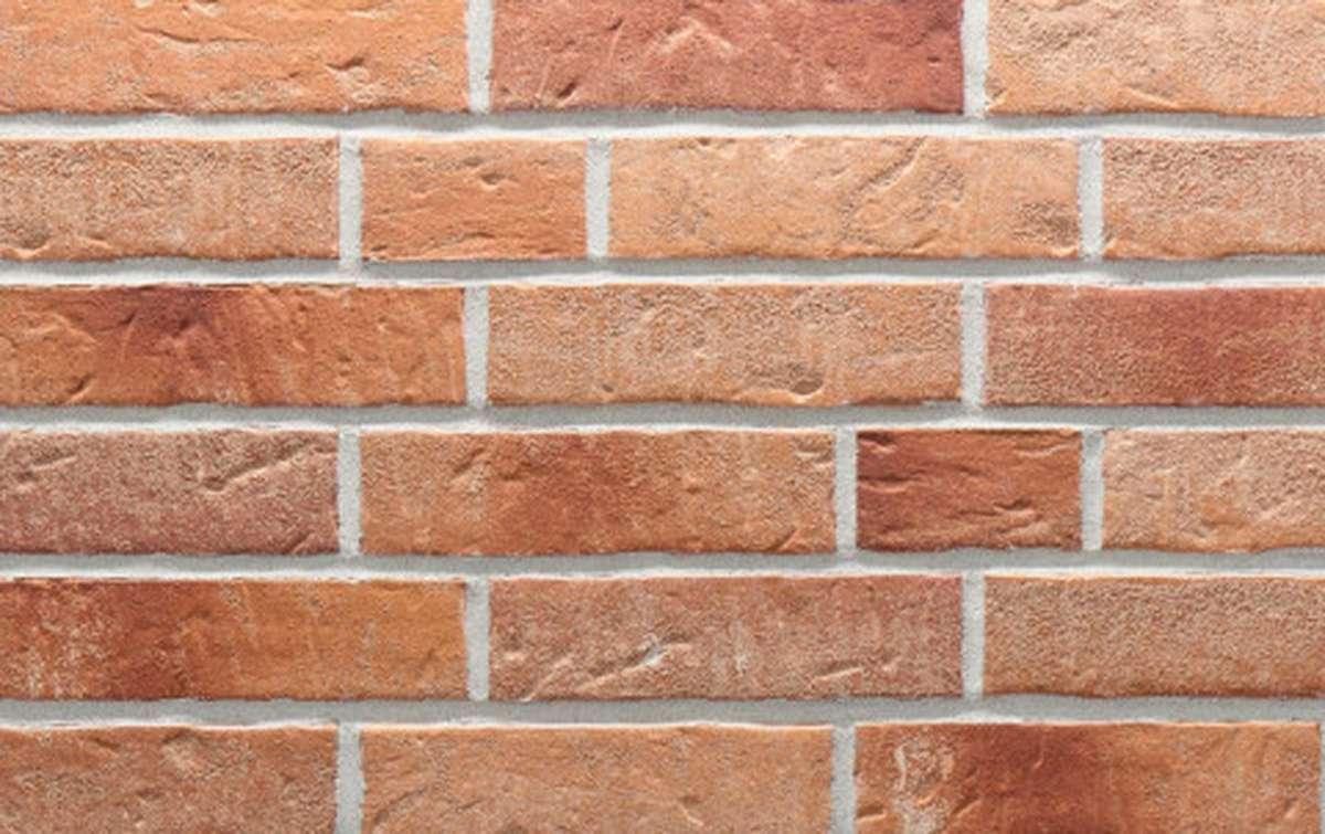 фасадная клинкерная плитка STROEHER 7415 ZEITLOS 354 bronzebruch, размер 239x65x16