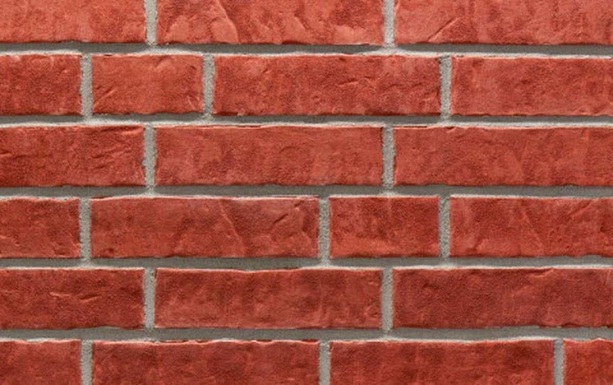 фасадная клинкерная плитка STROEHER 7415 ZEITLOS 356 erdfeuer, размер 239x65x16