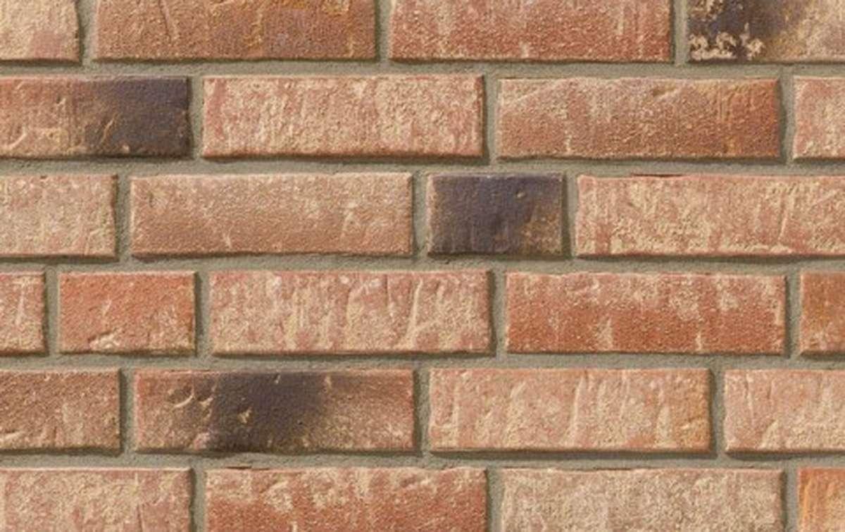 фасадная клинкерная плитка STROEHER 7415 ZEITLOS 357 backstein, размер 239x65x16