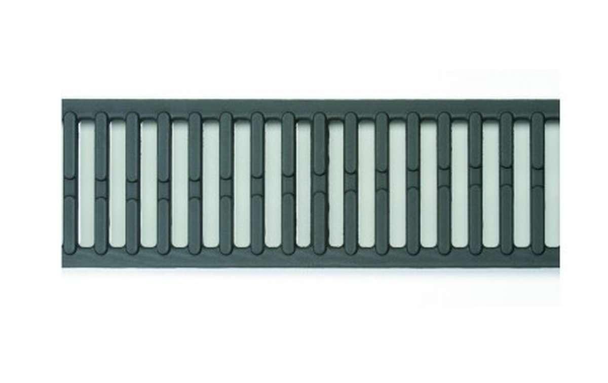 Решетка водоприемная ACO Hexaline стальная оцинкованная 1 м