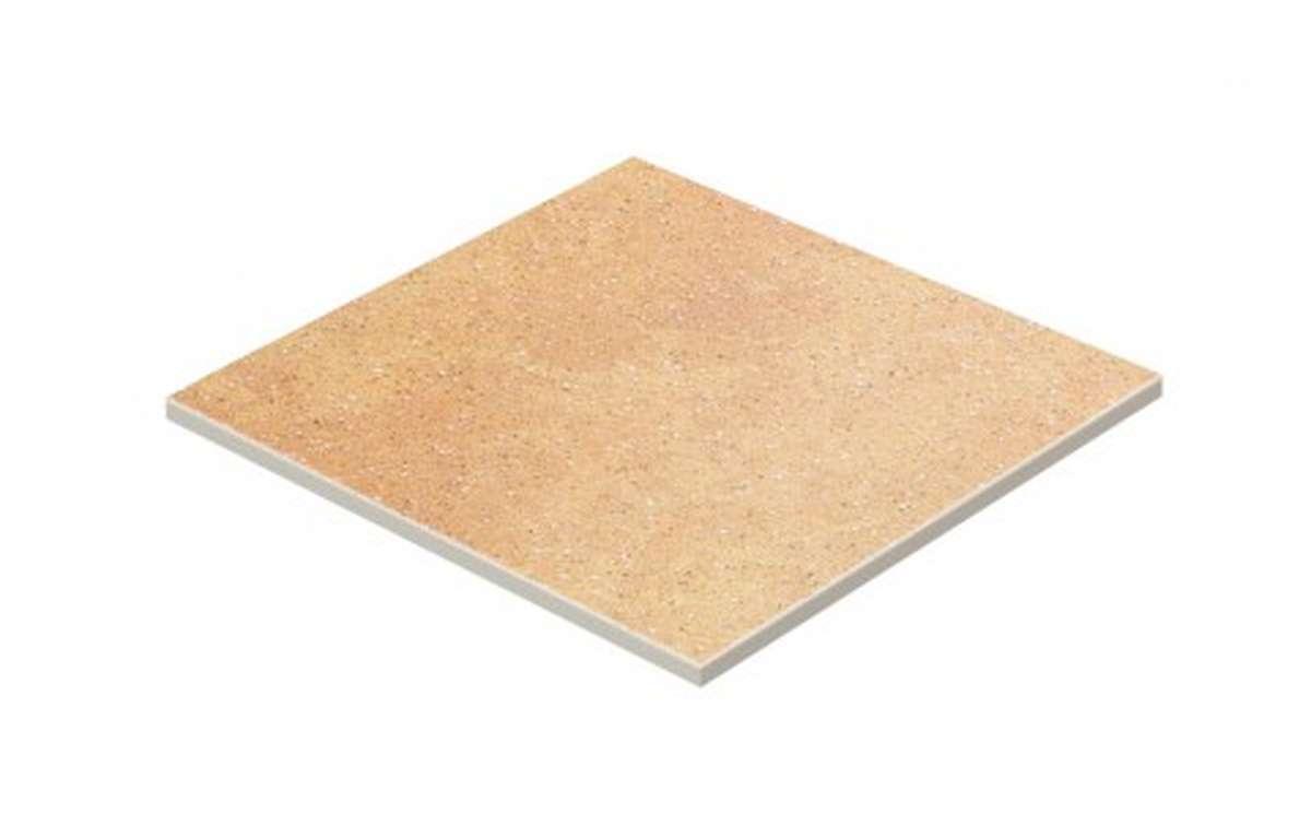 Клинкерная плитка STROEHER, E834 giallo, серия KERAPLATTE ROCCIA, размер 240x294x10