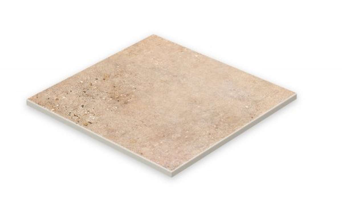 Клинкерная плитка STROEHER, E961 brown, серия GRAVEL BLEND, размер 294x294x10