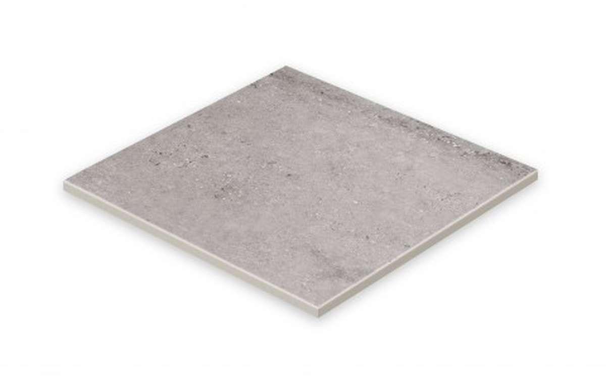 Клинкерная плитка STROEHER, E962 grey, серия GRAVEL BLEND, размер 294x294x10