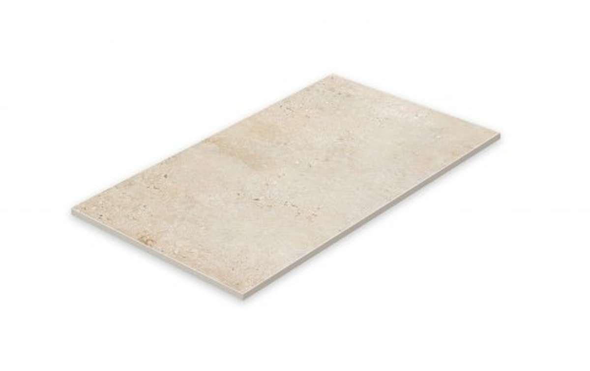 Клинкерная плитка STROEHER, E960 beige, серия GRAVEL BLEND, размер 594x294x10