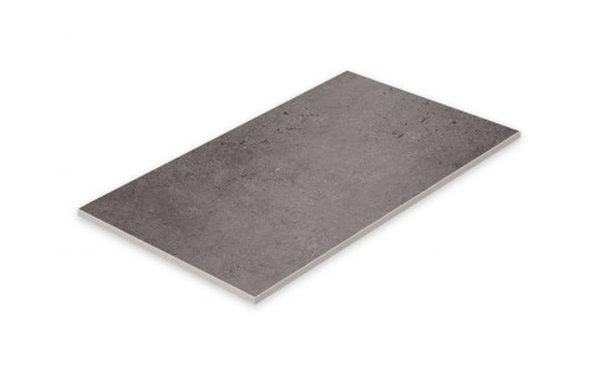 Клинкерная плитка STROEHER, E963 black, серия GRAVEL BLEND, размер 594x294x10
