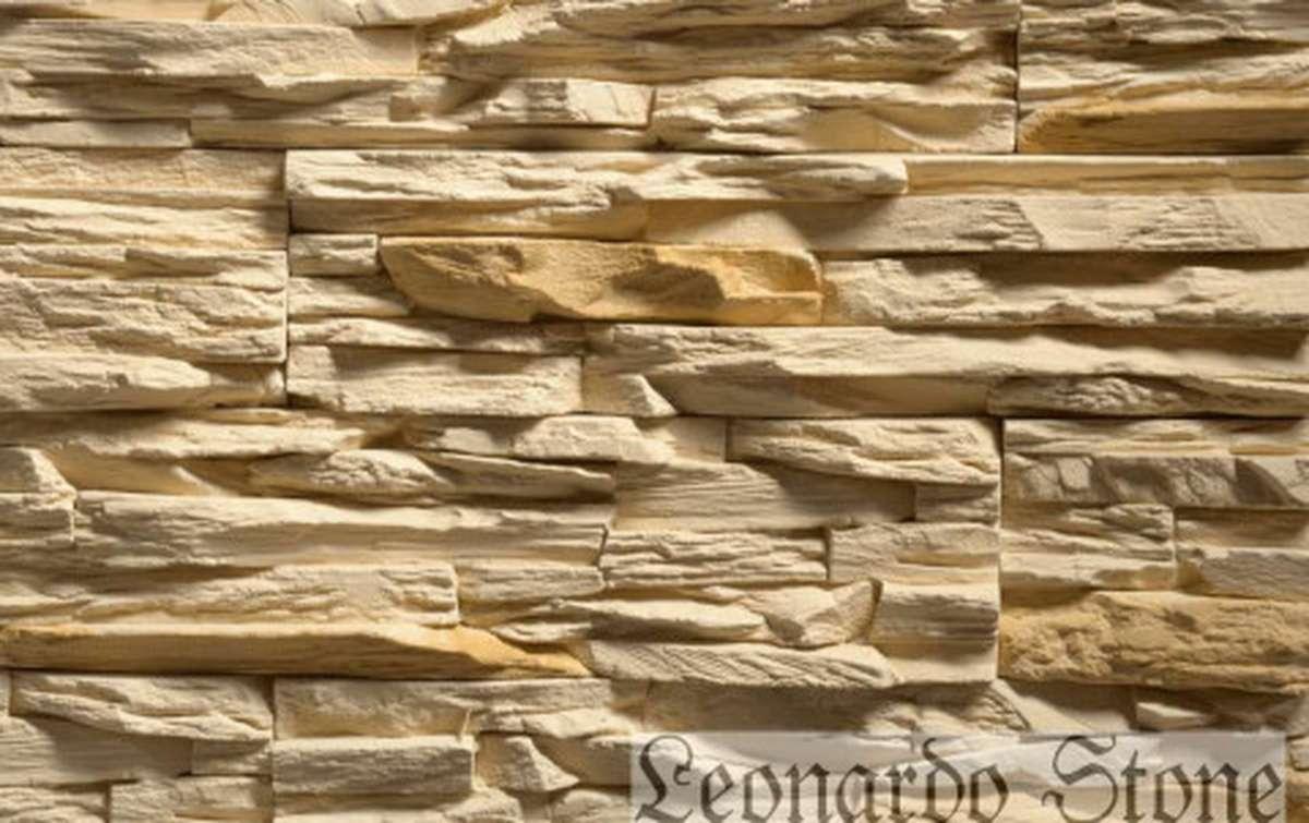 Фасадная плитка Leonardo Stone искусственный камень Perudja 050