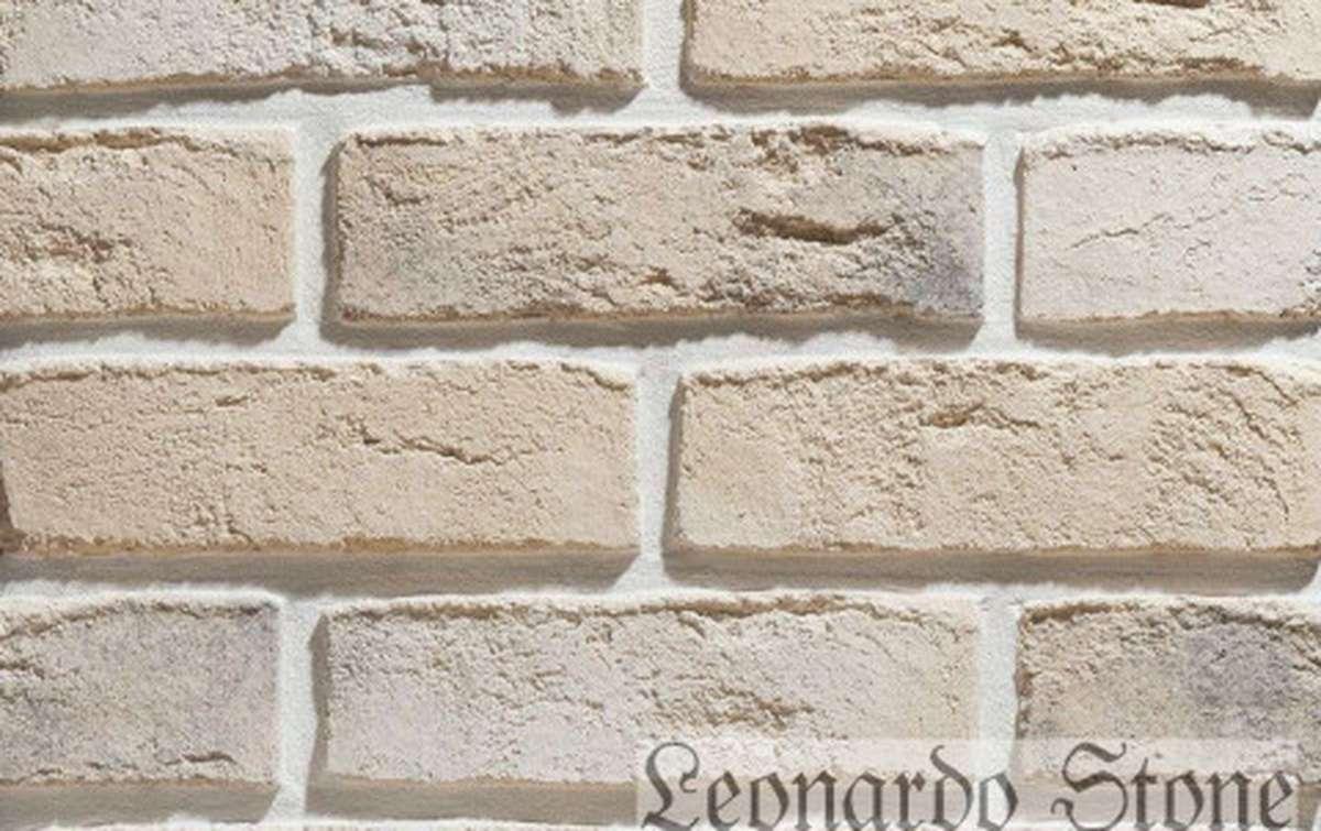 Фасадная плитка Leonardo Stone декоративный кирпич Дижон 052
