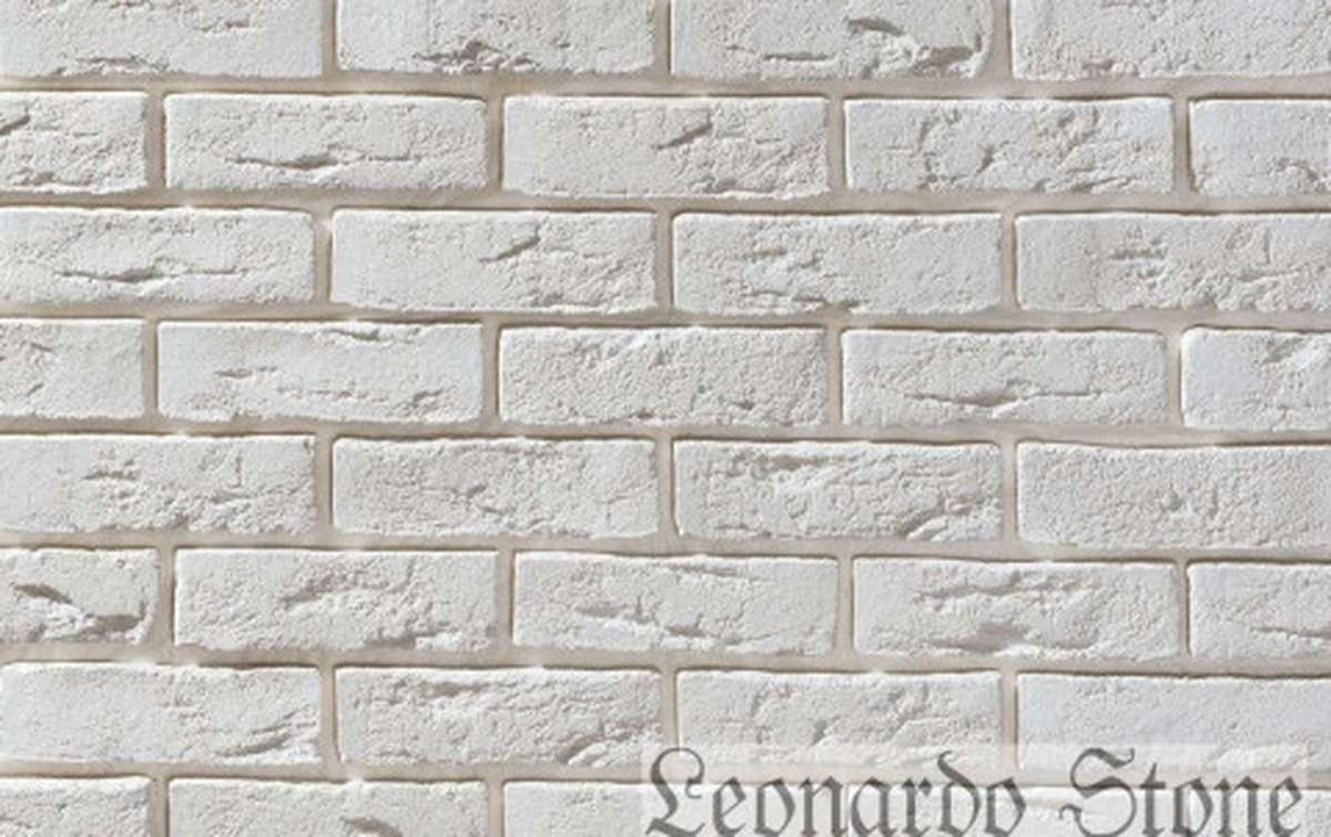 Фасадная плитка Leonardo Stone декоративный кирпич Дижон 100