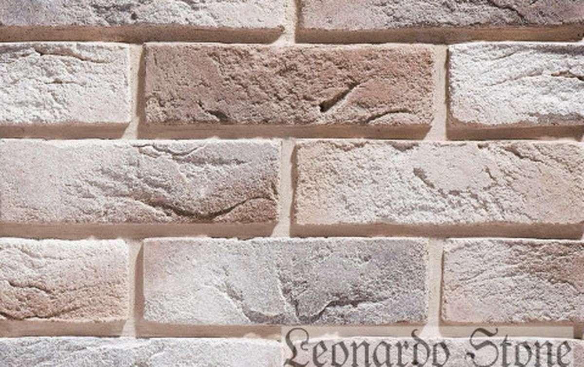 Фасадная плитка Leonardo Stone декоративный кирпич Дижон 333