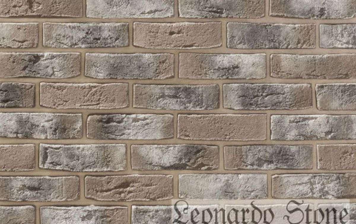 Фасадная плитка Leonardo Stone декоративный кирпич Дижон 403