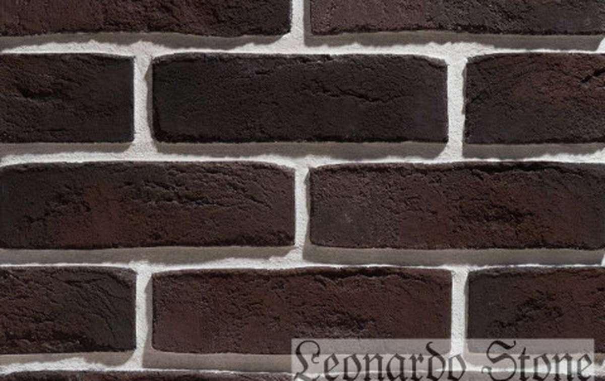 Фасадная плитка Leonardo Stone декоративный кирпич Дижон 425