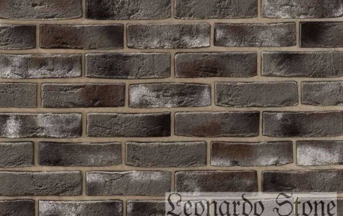 Фасадная плитка Leonardo Stone декоративный кирпич Дижон 465