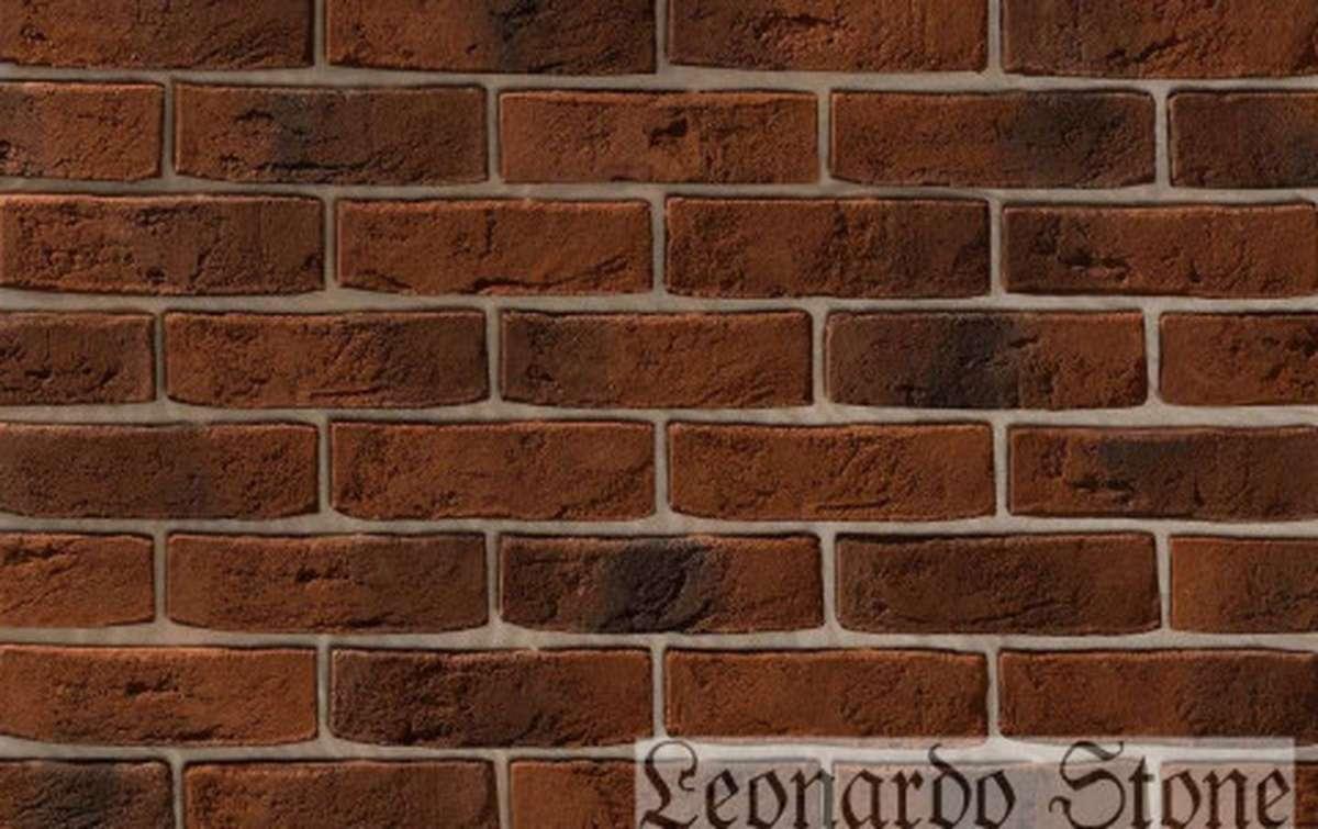 Фасадная плитка Leonardo Stone декоративный кирпич Дижон 767