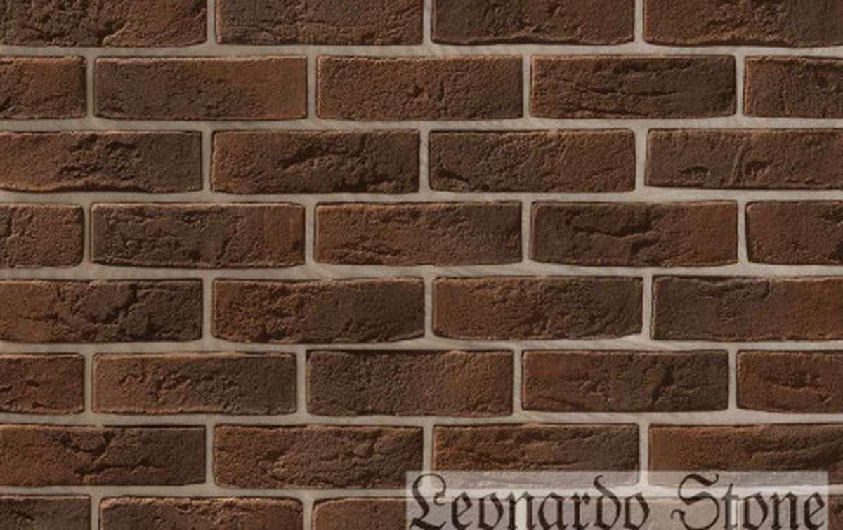 Фасадная плитка Leonardo Stone декоративный кирпич Дижон 771