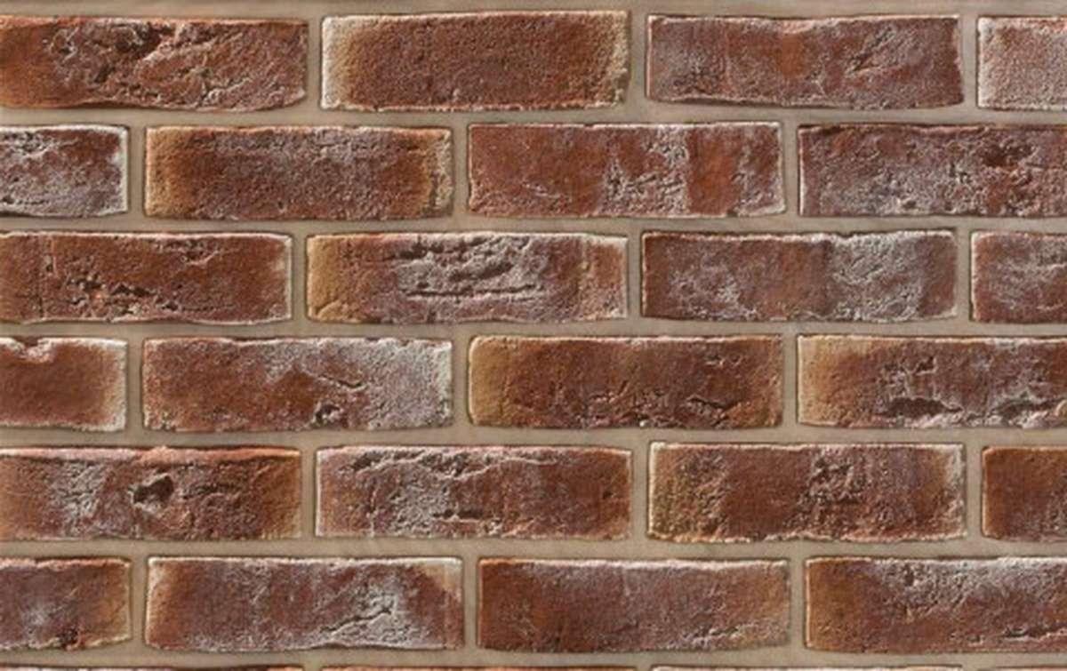 Фасадная плитка Leonardo Stone декоративный кирпич Дижон 330