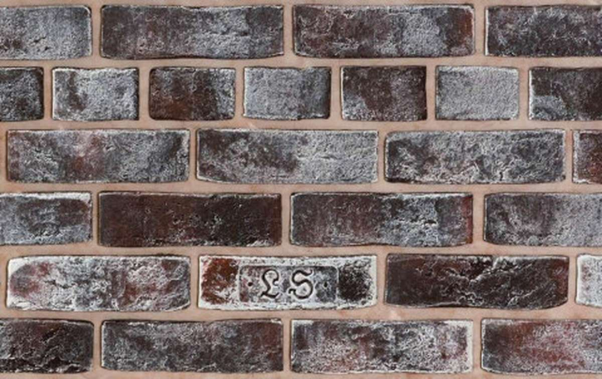 Фасадная плитка Leonardo Stone декоративный кирпич Дижон 786