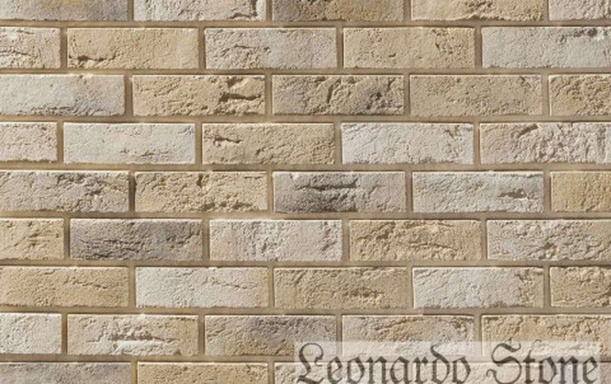 Фасадная плитка Leonardo Stone декоративный кирпич Бремен 052