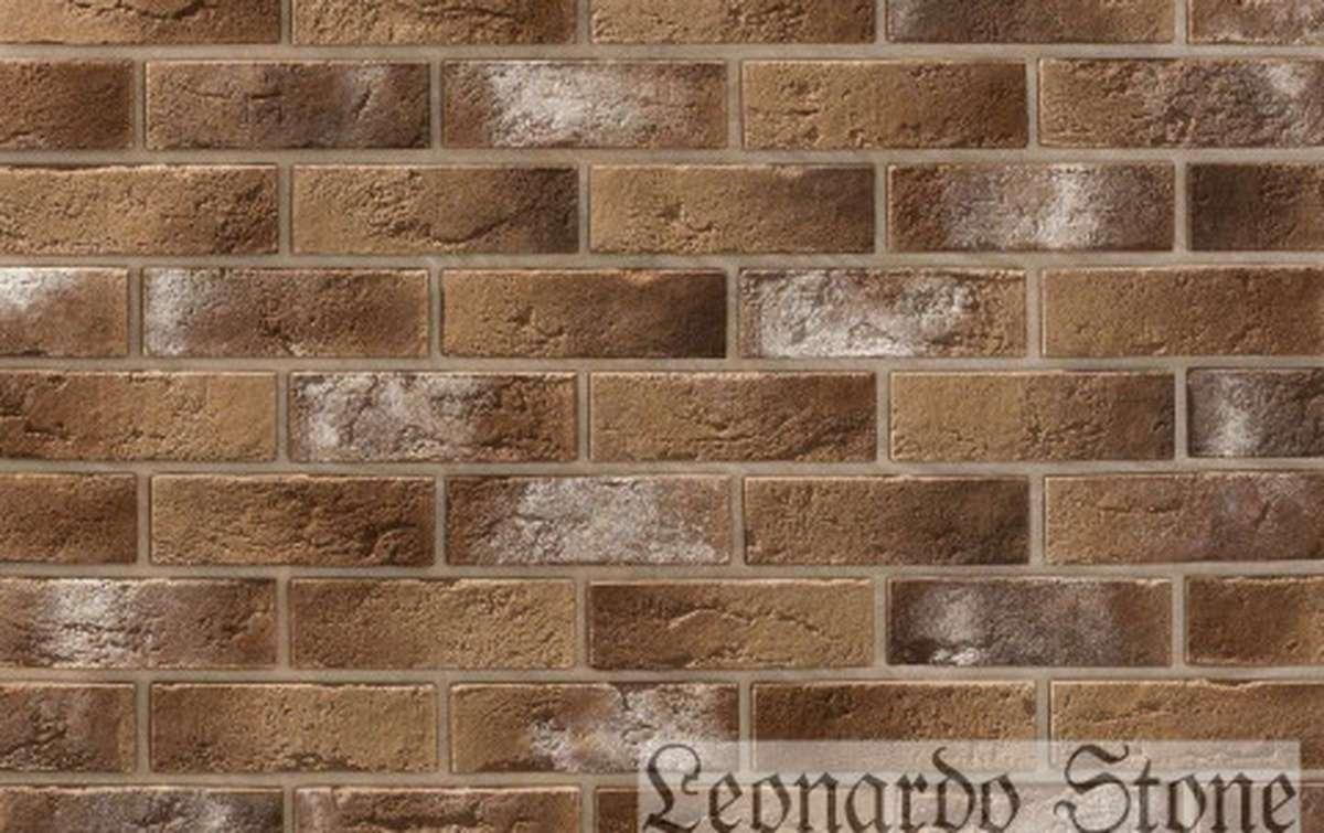 Фасадная плитка Leonardo Stone декоративный кирпич Бремен 402