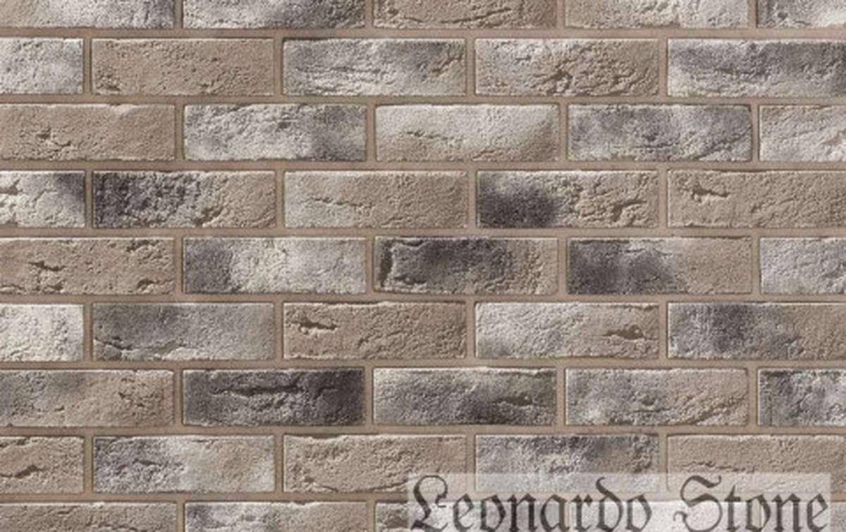 Фасадная плитка Leonardo Stone декоративный кирпич Бремен 403