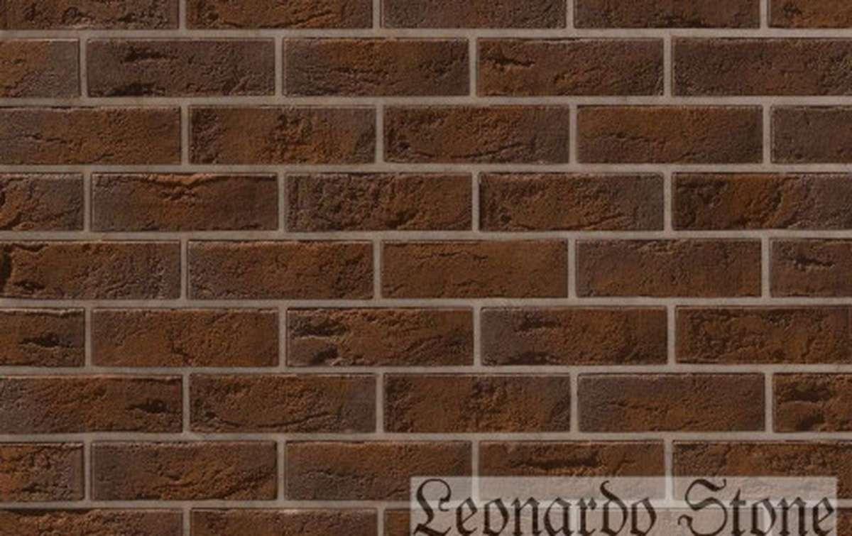 Фасадная плитка Leonardo Stone декоративный кирпич Бремен 443