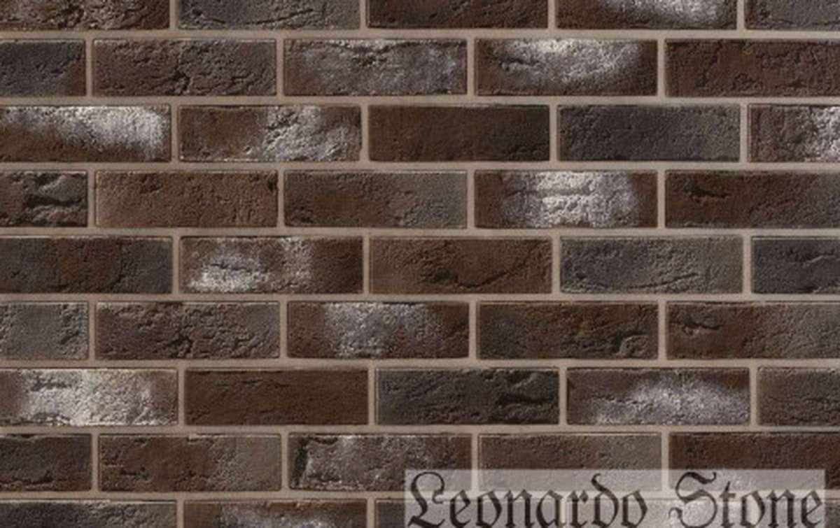 Фасадная плитка Leonardo Stone декоративный кирпич Бремен 465