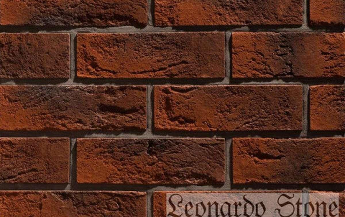 Фасадная плитка Leonardo Stone декоративный кирпич Бремен 767