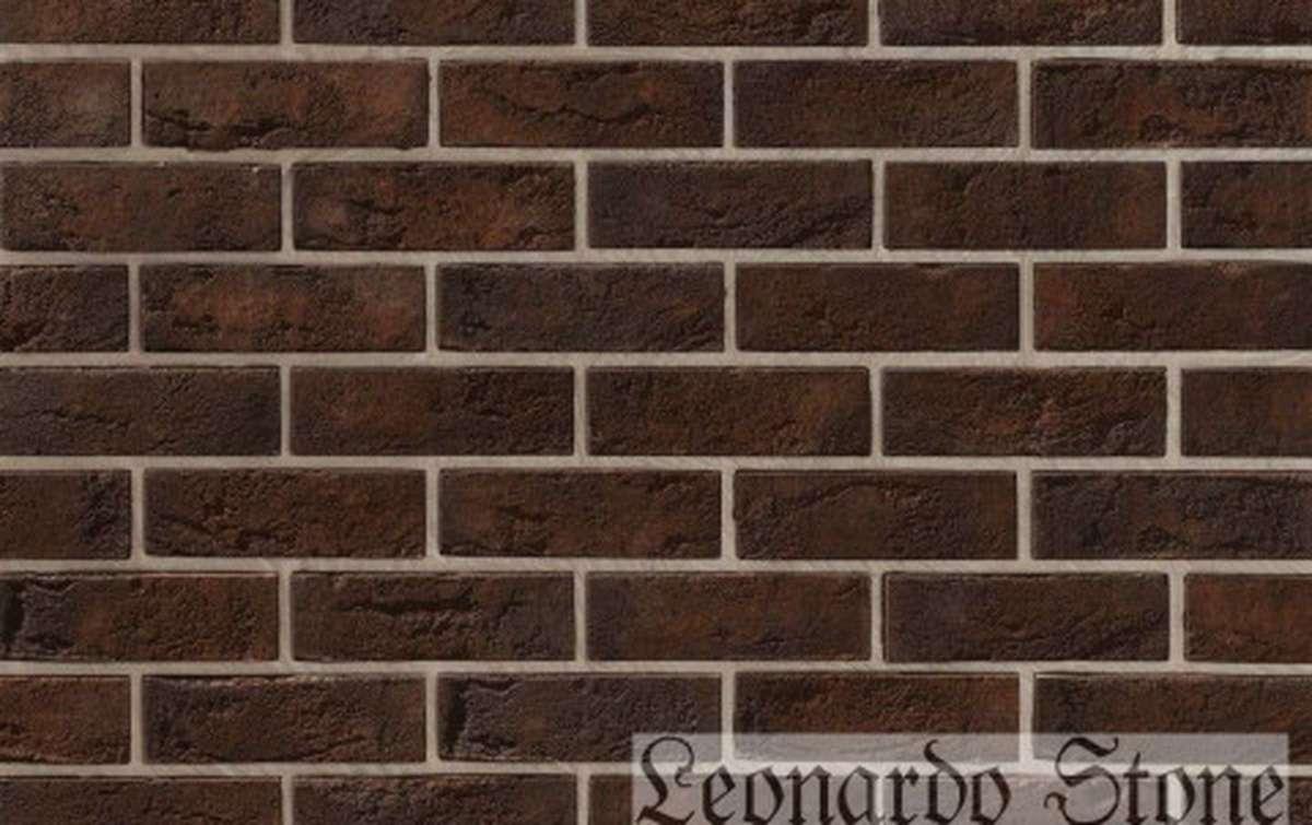 Фасадная плитка Leonardo Stone декоративный кирпич Бремен 774