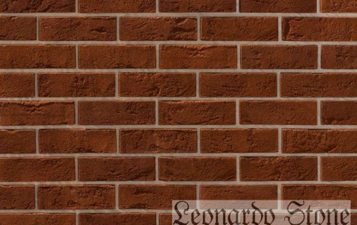 Фасадная плитка Leonardo Stone декоративный кирпич Бремен 776