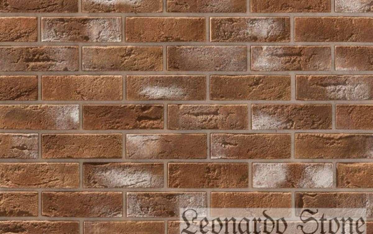 Фасадная плитка Leonardo Stone декоративный кирпич Бремен 778