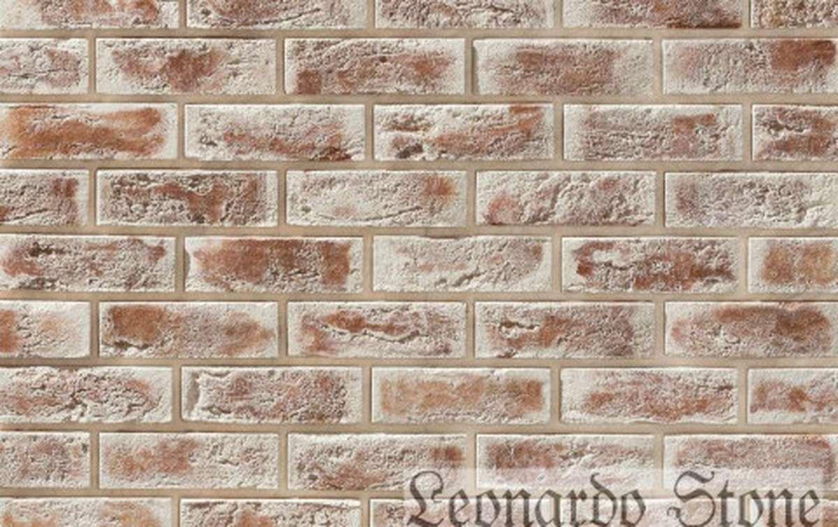 Фасадная плитка Leonardo Stone декоративный кирпич Бремен 787