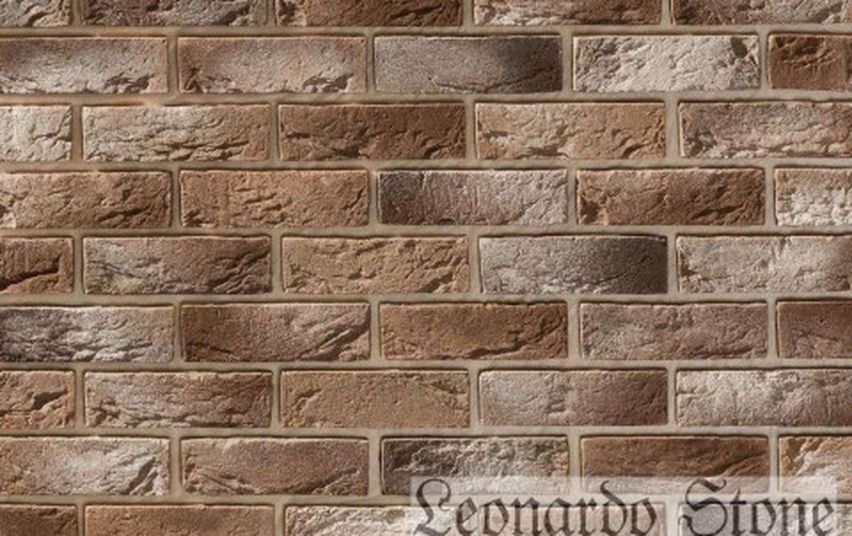Фасадная плитка Leonardo Stone декоративный кирпич Авиньон 402