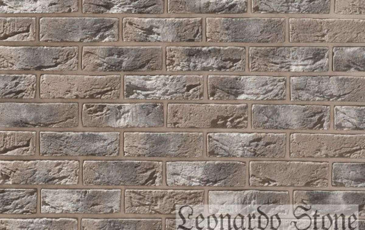 Фасадная плитка Leonardo Stone декоративный кирпич Авиньон 403