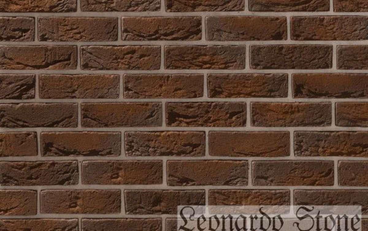 Фасадная плитка Leonardo Stone декоративный кирпич Авиньон 443
