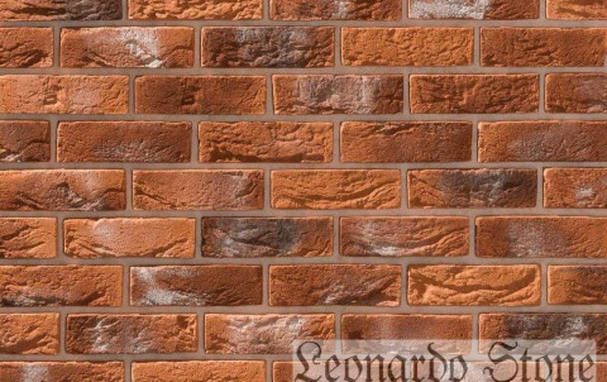 Фасадная плитка Leonardo Stone декоративный кирпич Авиньон 490