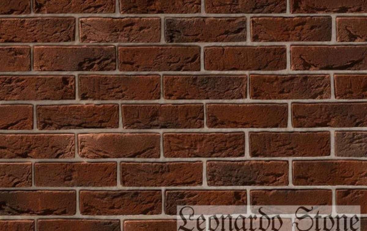 Фасадная плитка Leonardo Stone декоративный кирпич Авиньон 767