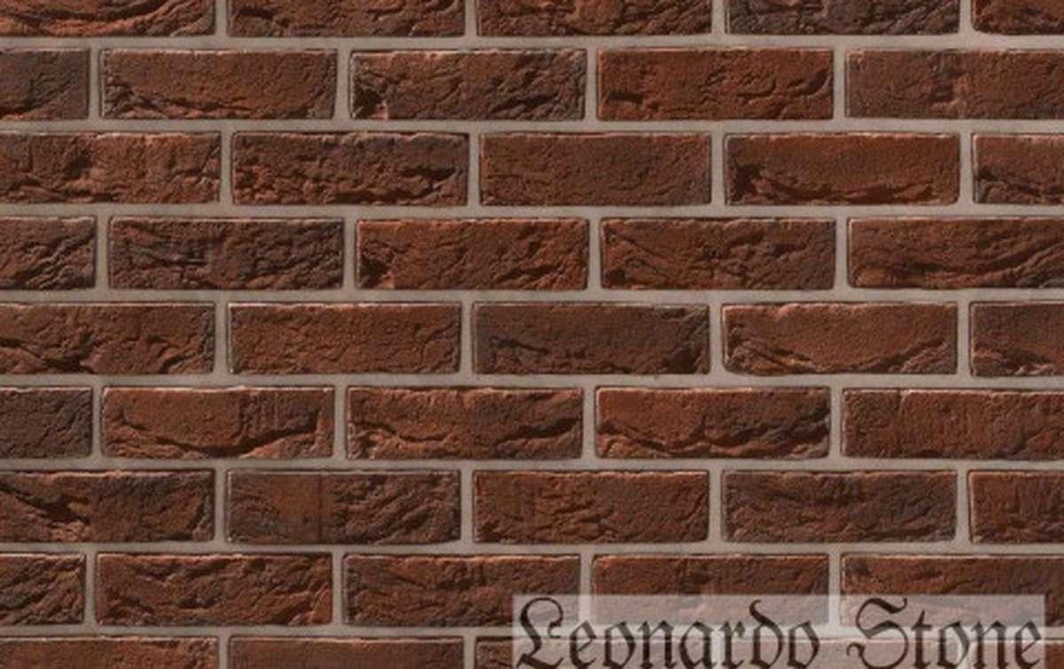 Фасадная плитка Leonardo Stone декоративный кирпич Авиньон 774